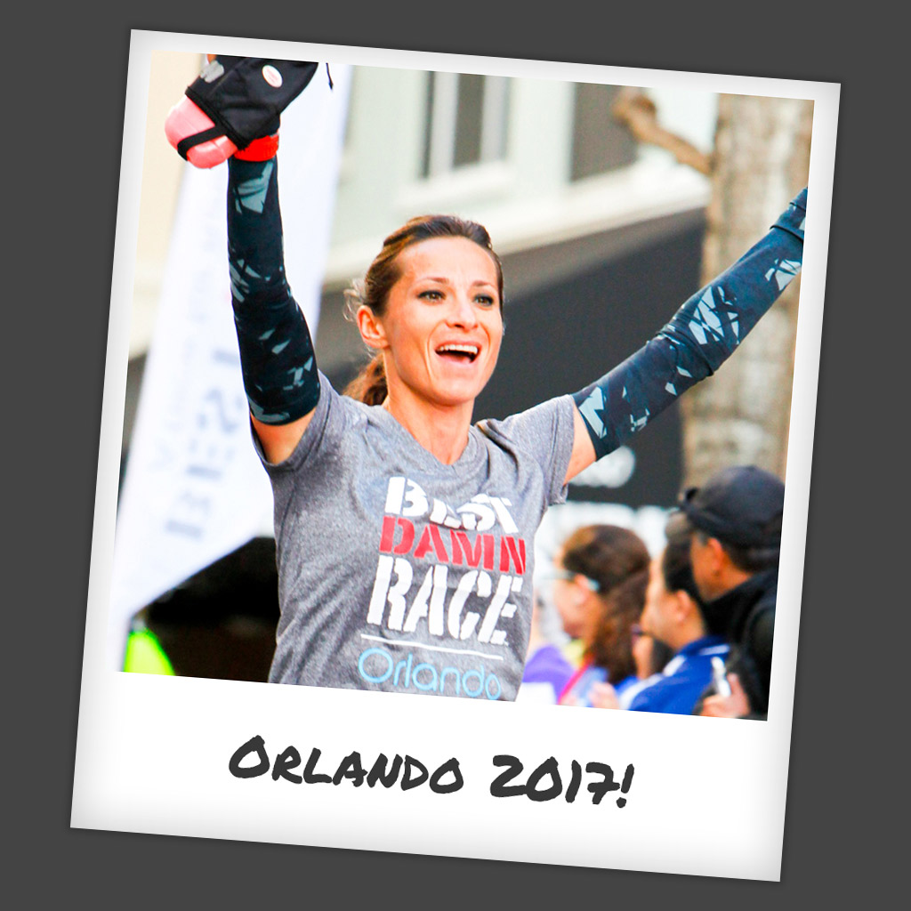 Orlando, FL - Best Damn Race 2018