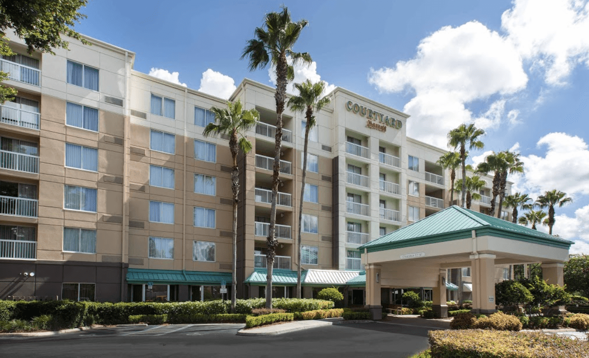 Courtyard Marriott - Orlando
