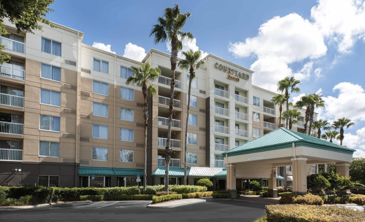 Courtyard Marriott - Orlando