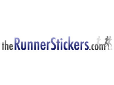 The Runner Stickers