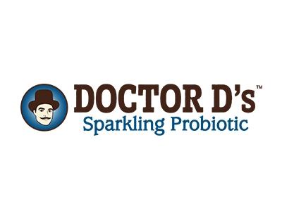 Doctor D's Sparkling Probiotic
